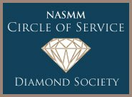 NASMM Diamond logo